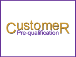 Customer Prequalification System